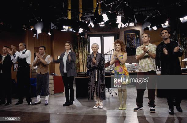 SUSAN 'First Epiosode' Episode 1 Aired Pictured Kurt Fuller as Bill Keane Judd Nelson as Jack Richmond  Brooke Shields as Susan Keane Barbara Barrie...