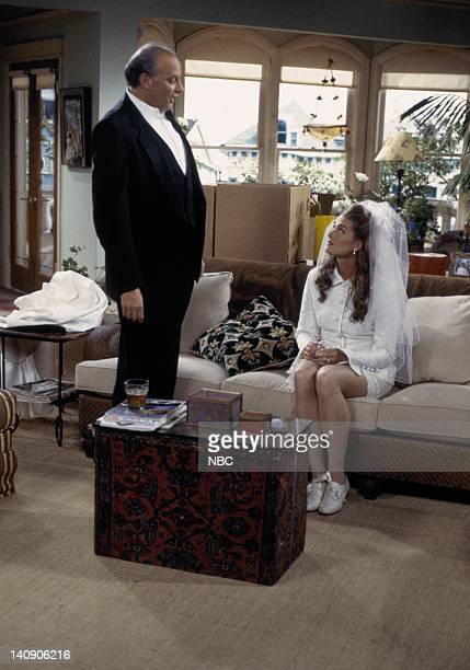 SUSAN 'First Epiosode' Episode 1 Aired Pictured Kurt Fuller as Bill Keane Brooke Shields as Susan Keane Photo by Paul Drinkwater/NBCU Photo Bank