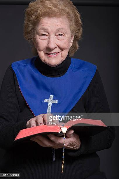 First Female Priest