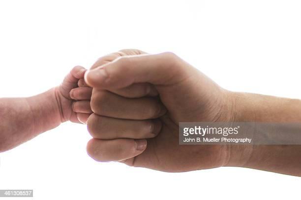 First fist bump