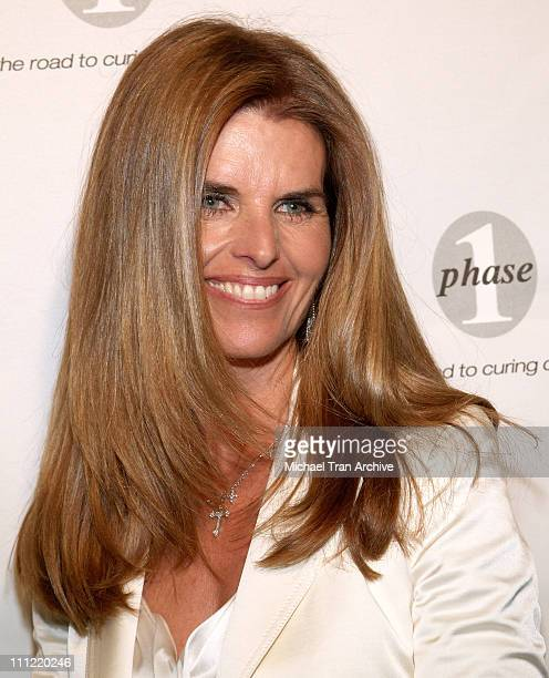 Maria Shriver Stock Photos And Pictures Getty Images