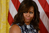First Lady Michelle Obama hosts the 3rd Annual 'Beating the Odds' event welcoming more than 130 collegebound students representing urban rural foster...