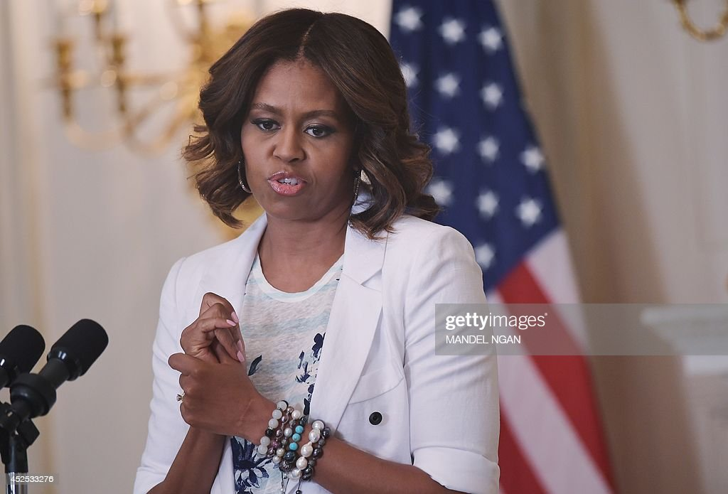 first lady michelle obama announces new supporters for her