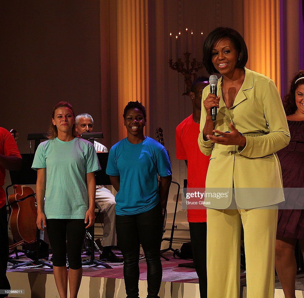 2010 white house music series featuring the music of broadway