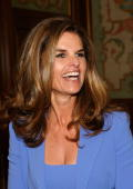 First Lady of California Maria Shriver attends the 31st annual Outstanding Mother Awards at The Pierre Hotel on May 7 2009 in New York City