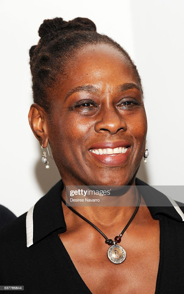 First Lady of New York City Chirlane McCray attends the 2016 Brooklyn Museum's Sackler Center First Awards at Brooklyn Museum on June 2 2016 in New...