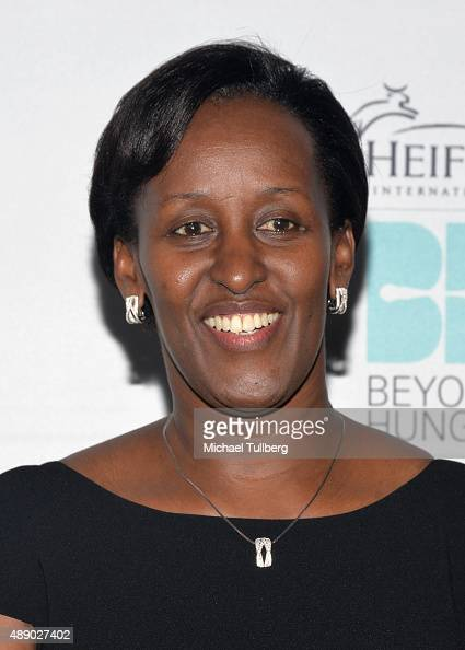 ... <b>First Lady</b> Of Rwanda Jeannette Kagame attends Heifer International's 4th ... - first-lady-of-rwanda-jeannette-kagame-attends-heifer-internationals-picture-id489027402?s=594x594