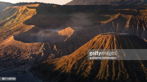 First light on the Bromo