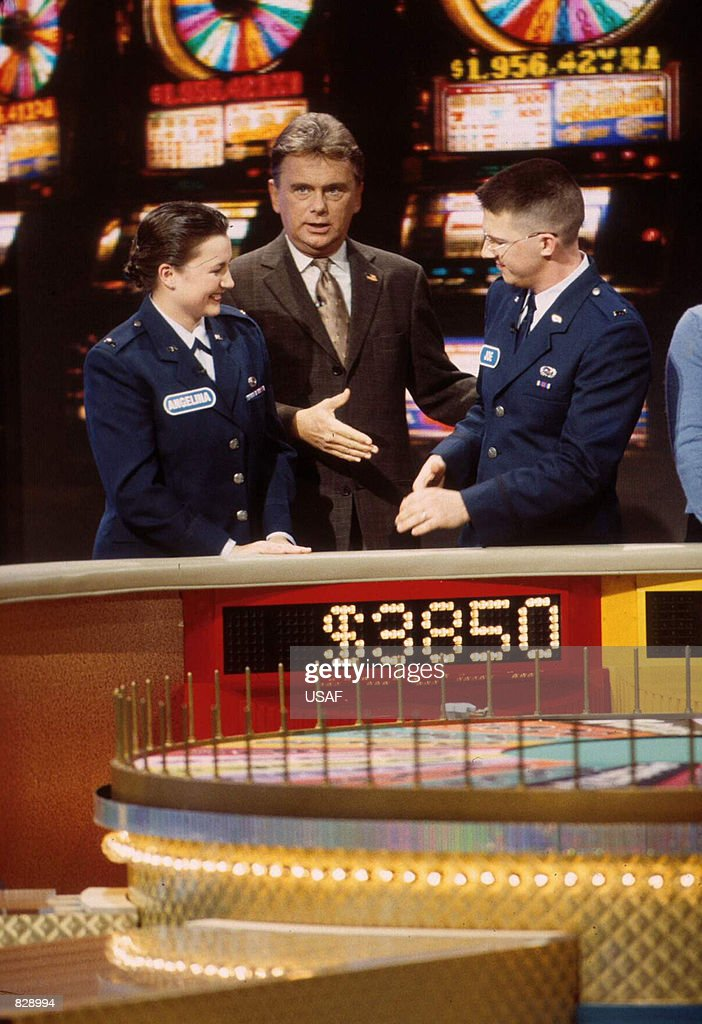 """The host of """"Wheel of Fortune,"""" Pat Sajak, served in the United States Army during the Vietnam war, and was a disc jockey for the Armed Forces Radio."""