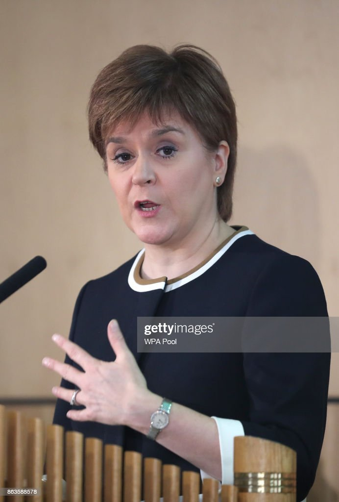 First Minister Addresses Scotland's Inclusive Growth Conference