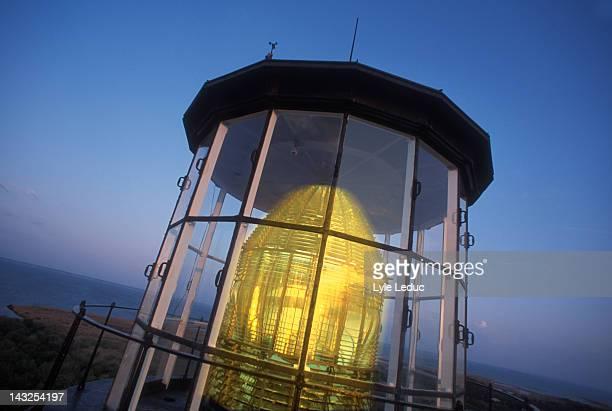 First order fresnel lens, Currituck lighthouse