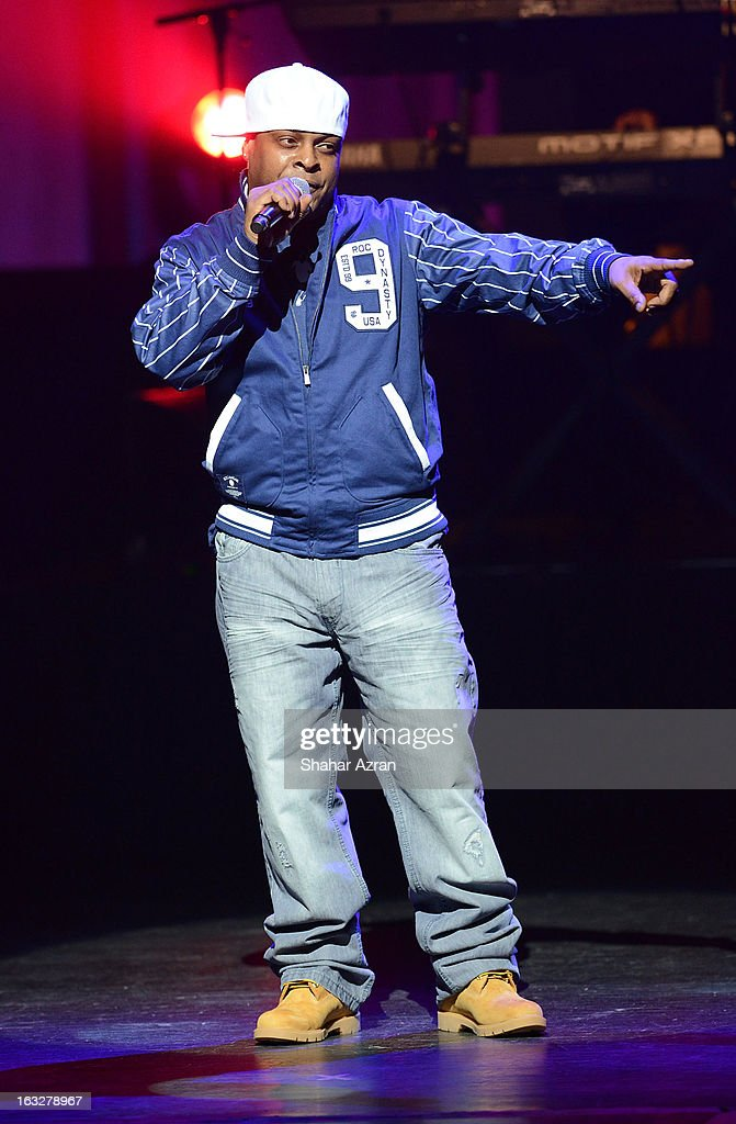 First place winner, Joshua Aaron performs during Amateur Night at The Apollo Theater on March 6, 2013 in New York City.