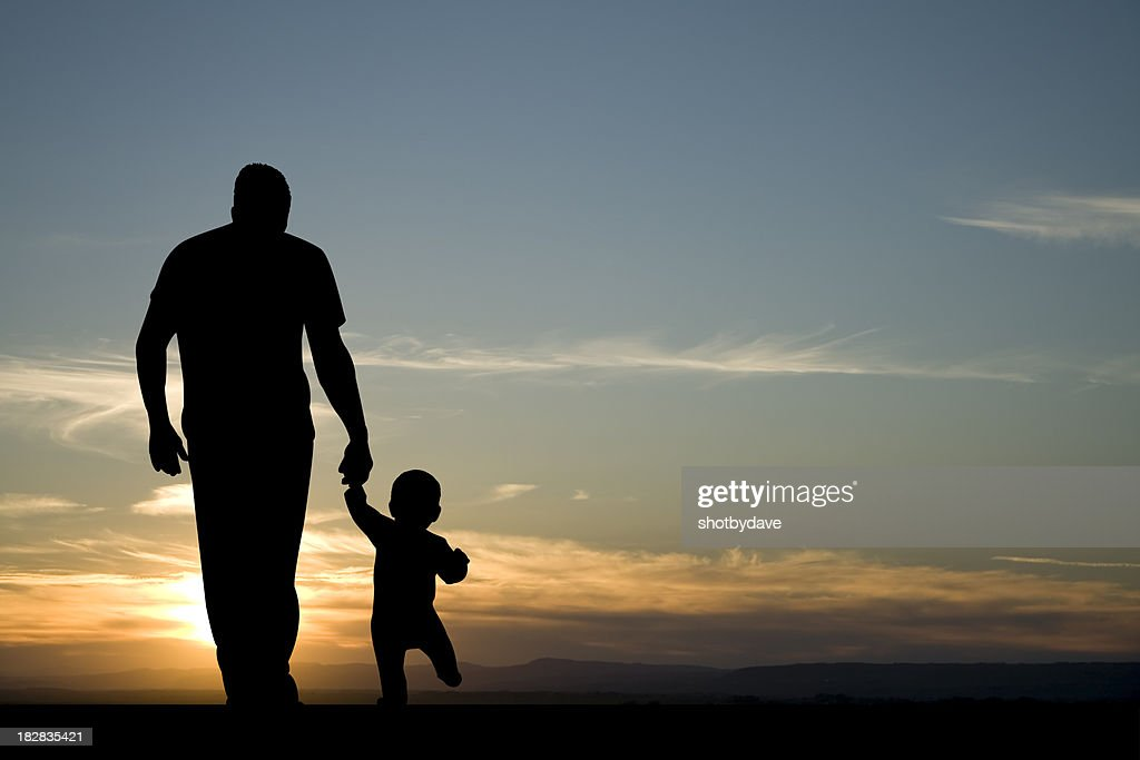 First Steps : Stock Photo