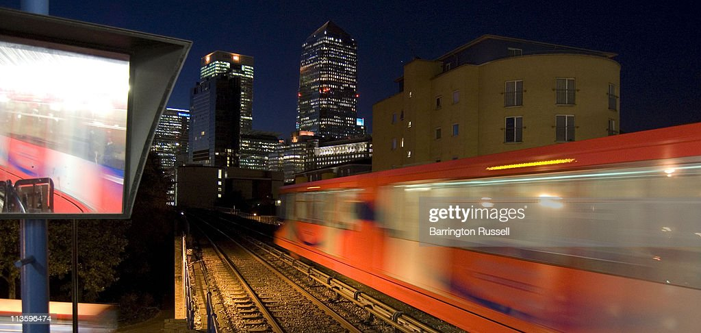 First train : Stock Photo