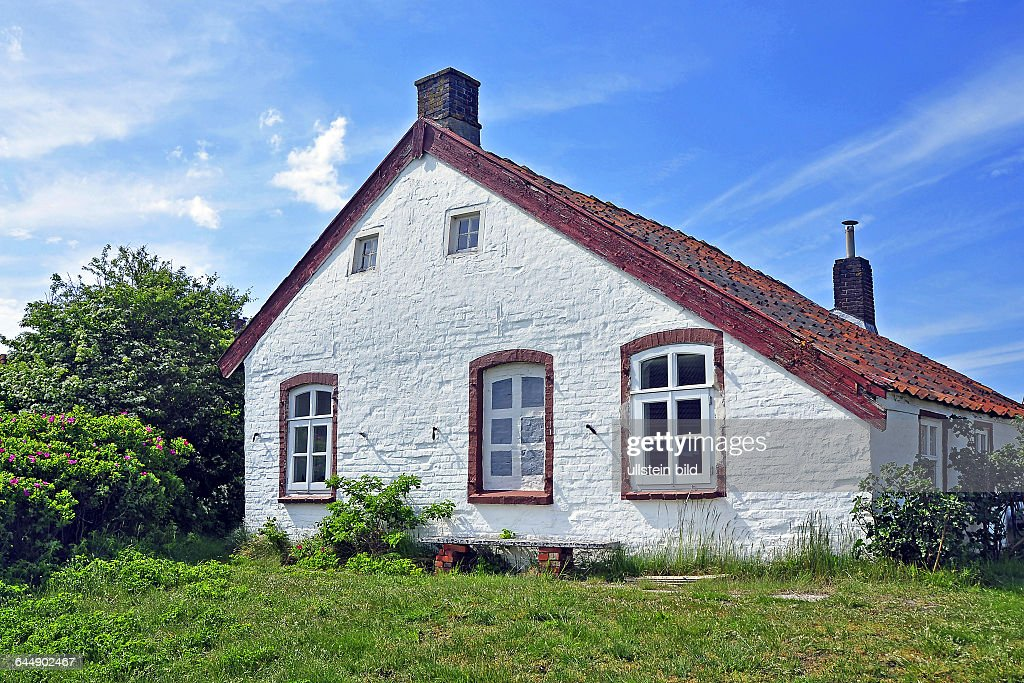 insel baltrum- altes fischerhaus - museum pictures | getty images, Attraktive mobel
