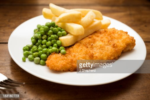 Fish chips and peas stock photo getty images for Pete s fish and chips owner murdered