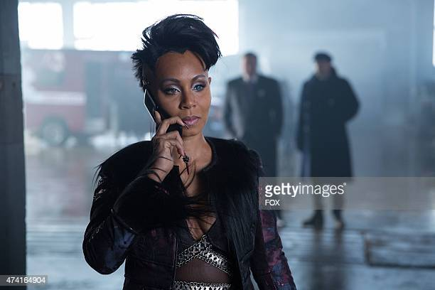 Fish Mooney in the 'All Happy Families Are Alike' Season Finale episode of GOTHAM airing Monday May 4 2015 on FOX Photo by FOX via Getty Images