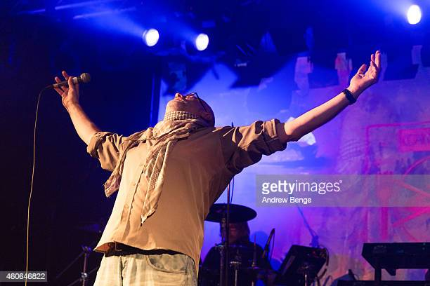 Fish performs on stage at Holmfirth Picturedrome on December 18 2014 in Holmfirth United Kingdom
