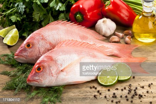Red snapper stock photos and pictures getty images for Snappers fish chicken