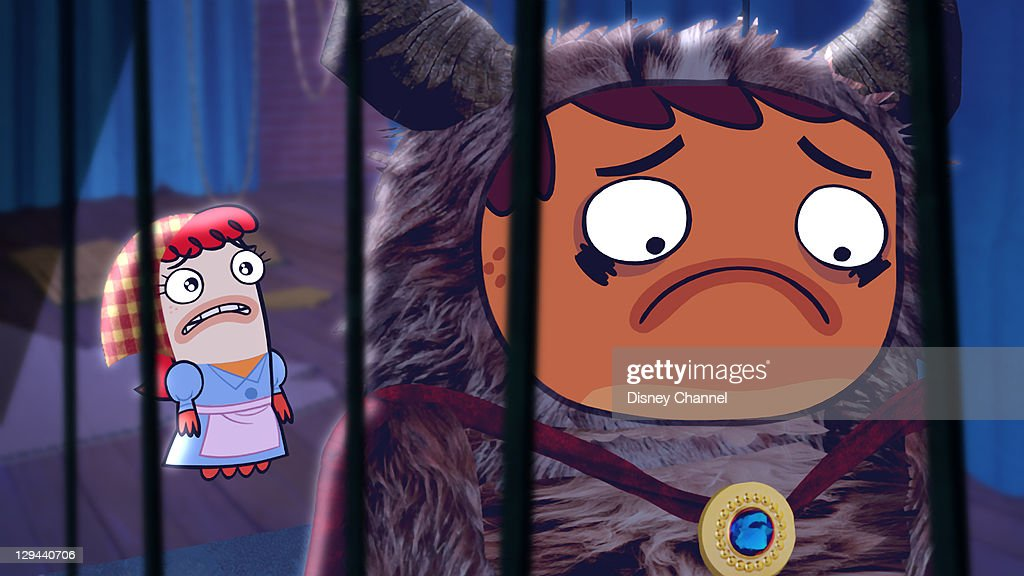Disney 39 s fish hooks season one getty images for Big fish musical script