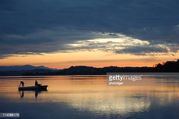 fisher のボート