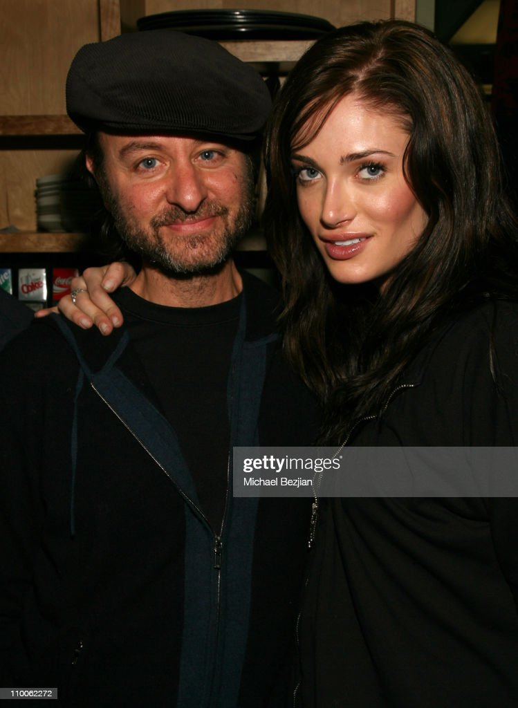 Park City   Karaoke at the Heineken Green Room Photos and     Getty Images Fisher Stevens and Vanessa Fitzgerald during      Park City   Karaoke at the Heineken Green Room