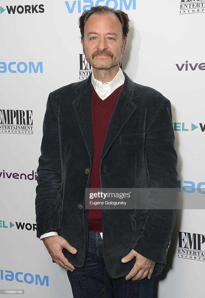 Fisher Stevens attends the Reel Works 2012 Gala Benefit at The Edison Ballroom on October 10, 2012 in New York City.