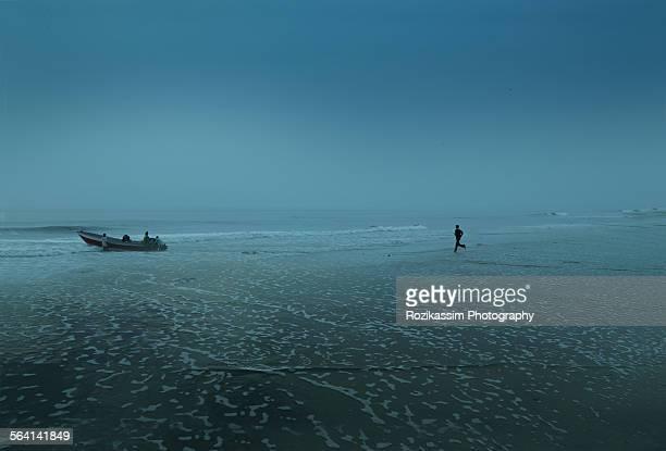 Fisherman at Beserah