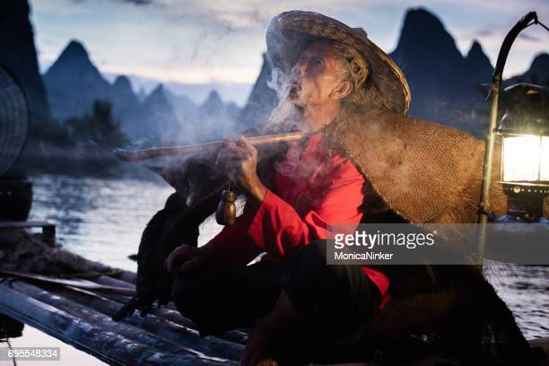 Fisherman of Yangshuo
