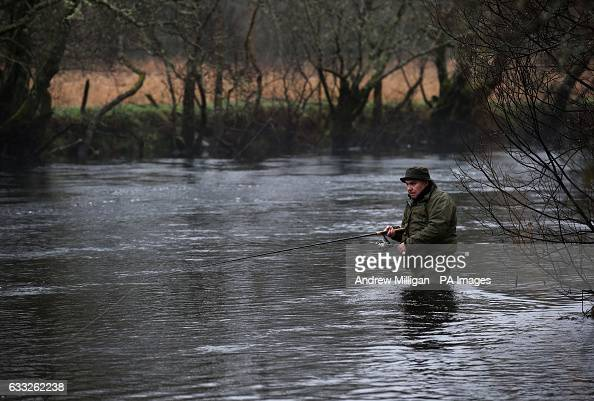 Salmon fishing season starts pictures getty images for Salmon fishing season
