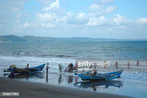 Fisherman : Stock Photo