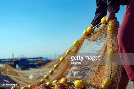 Fisherman : Stock Photo