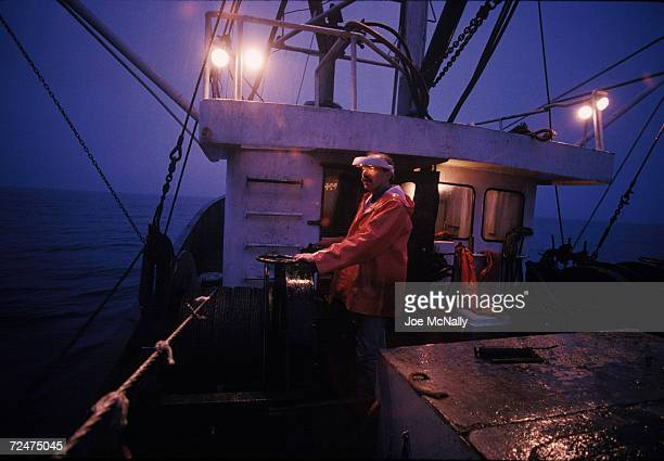 UNDATED A fisherman who lives in a lightdeprived northern climate and works mostly at night wears a special headset that supplies him with daylight...
