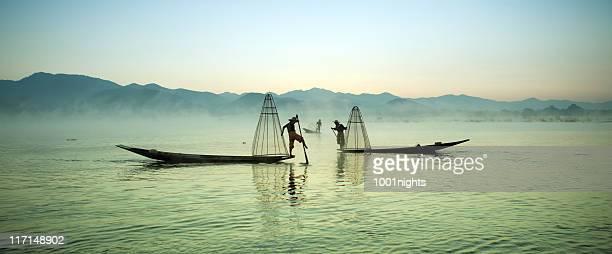 Fishermen, Myanmar