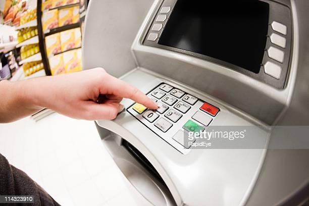 Fisheye ATM