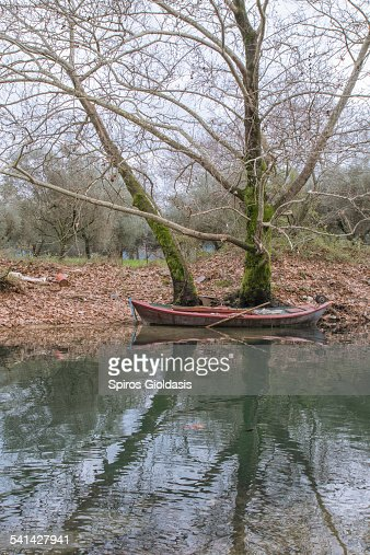 Fishing boat : Stock Photo