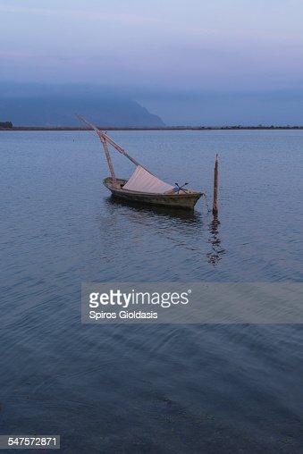 Fishing boat : Stock-Foto