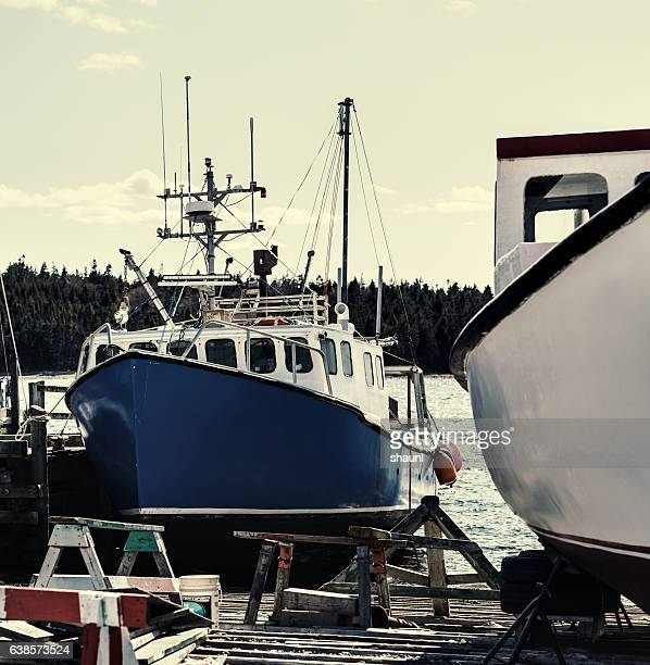Fishing Boat Repairs