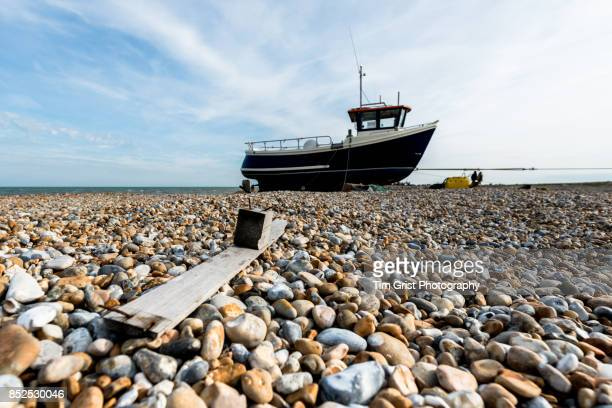 Fishing Boats, Dungeness