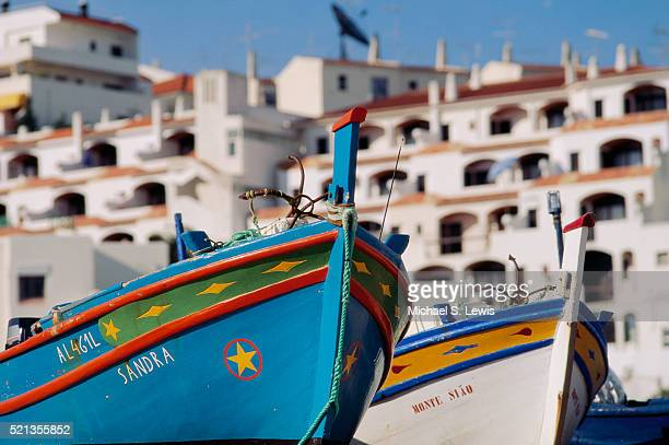 Fishing Boats in Portugal