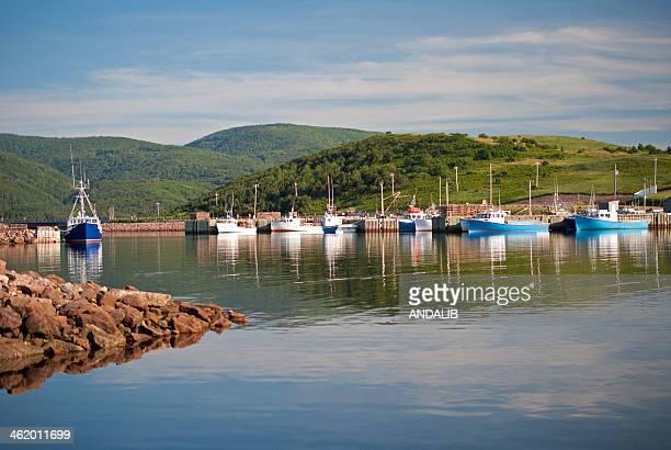 Fishing Boats of Cape Breton