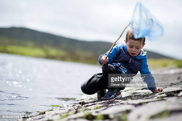 Fishing for Tadpoles