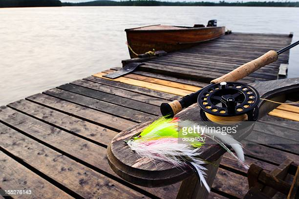Fishing Gear and Boat