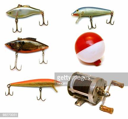 Fishing Gear (XL Filte)