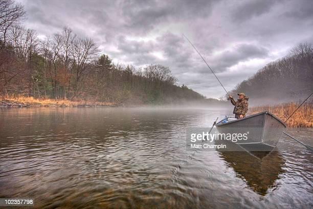 Fishing in the Driftboat