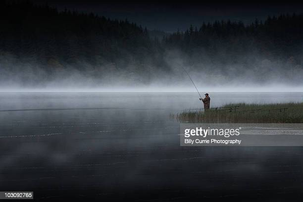 Fishing in the Mist