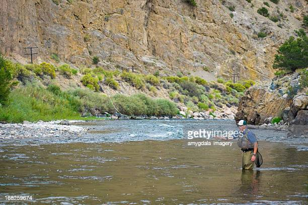 Arkansas river stock photos and pictures getty images for Arkansas river colorado fishing