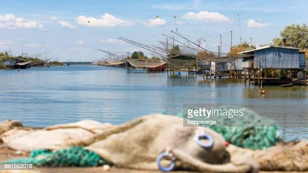 Fishing shack - trabucco