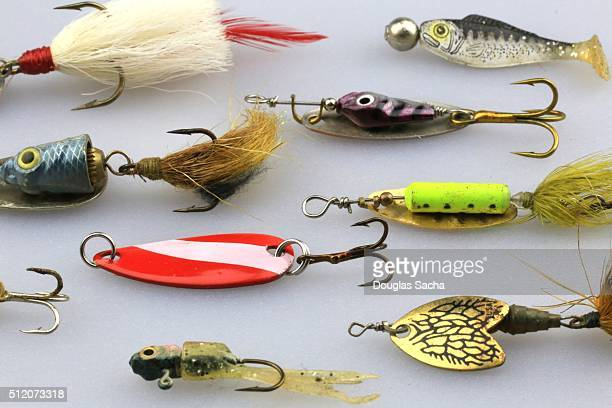 Fishing Spinning, baits lures