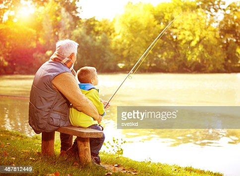 Pesca em conjunto.